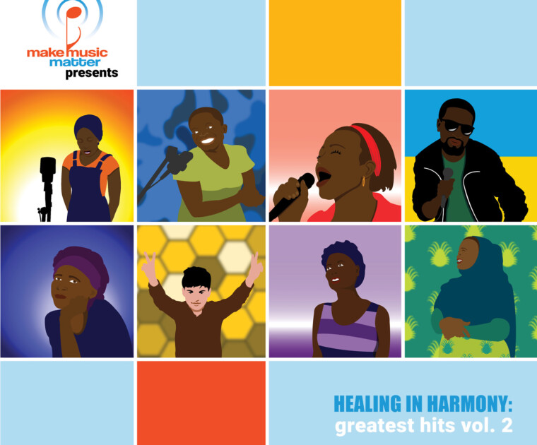 Healing in Harmony: Greatest Hits Vol. 2